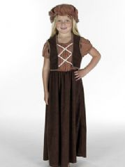Little Nell Peasant Girl Costume